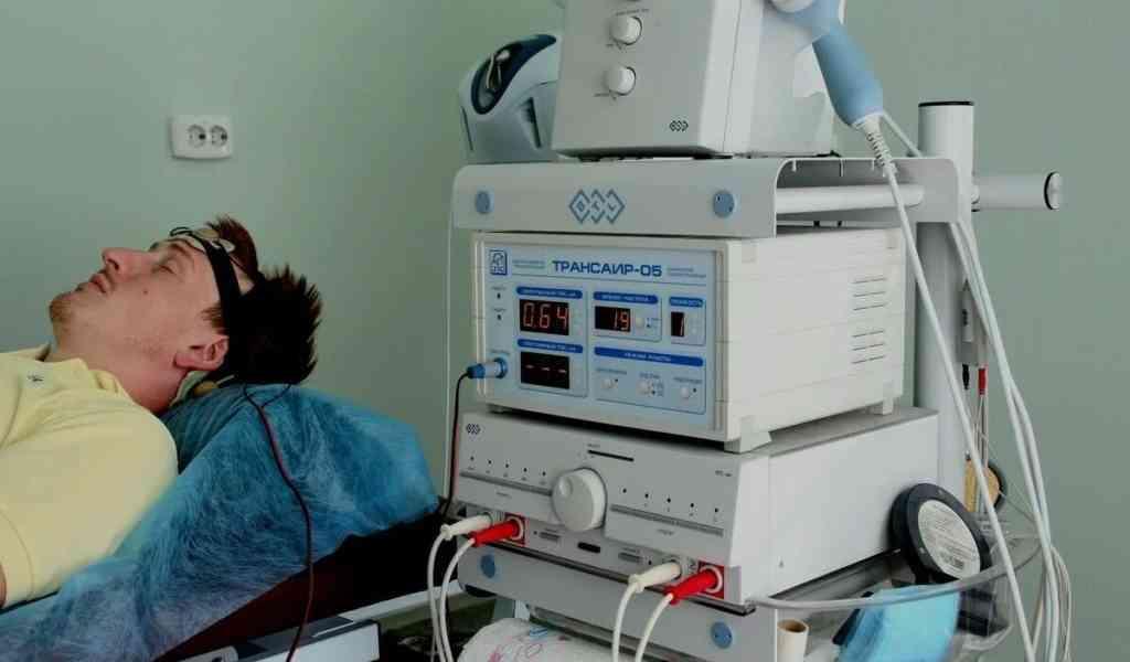 ТЭС-терапия в Каринском